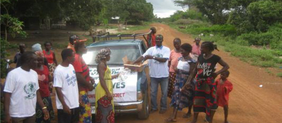 Promoting FHTH's Programs in the Western Region of Liberia
