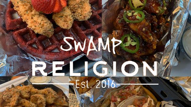 SWAMP RELIGION