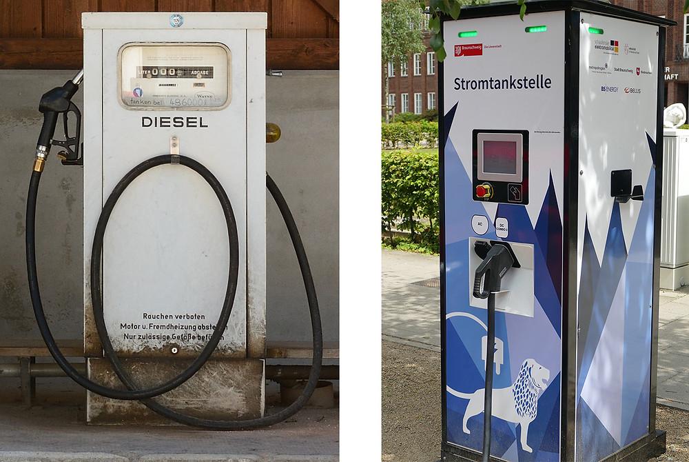 Der Tages-Anzeiger sieht Diesel zählt als grosser Hoffnungsträger für die Etablierung der Elektromobilität.