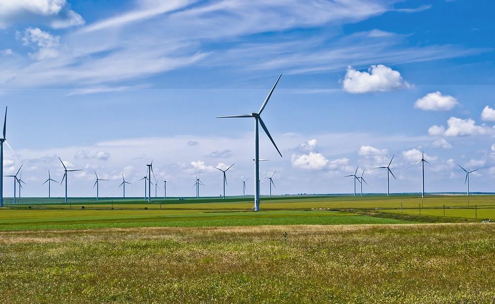 wind farm renewable energy
