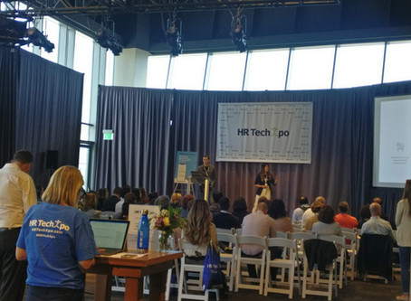 Insights from HR Tech Xpo, San Francisco 2019