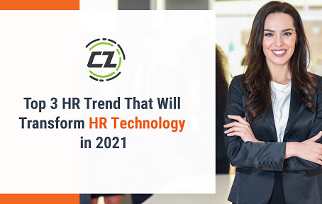 3 HR Technology Trend To Monitor in 2021
