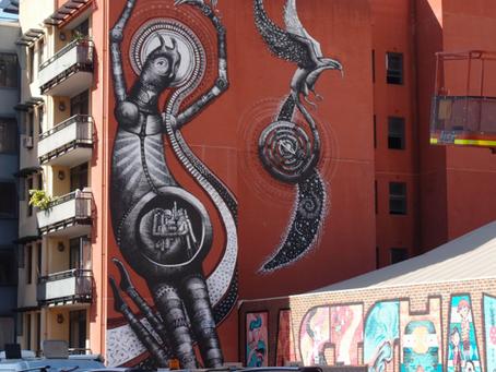Public Art transforms Perth