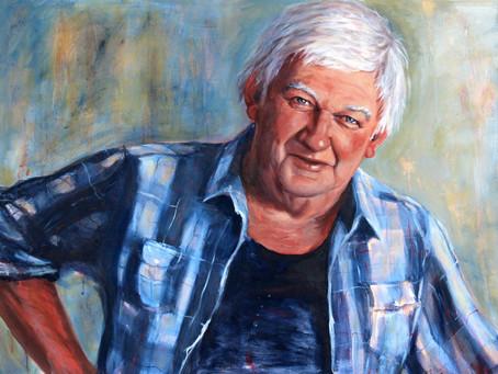 Portrait of Graeme