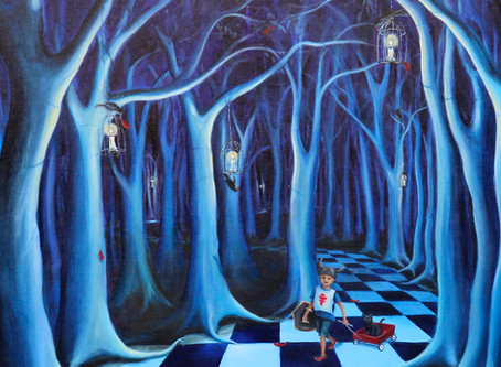'Night Quest with Stella and Ravens'