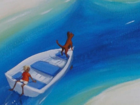 Finishing 'Starfish Journey'