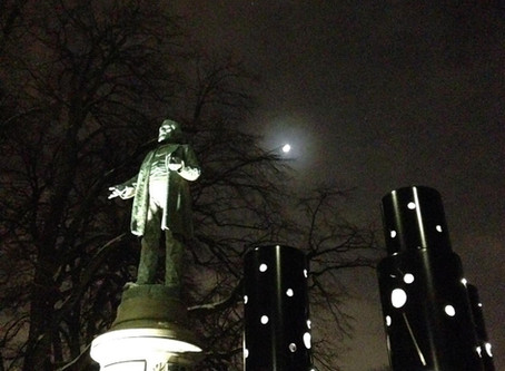 Hidden Histories: The Frederick Douglass Statue and the Hotel Waiter Who Made It a Reality