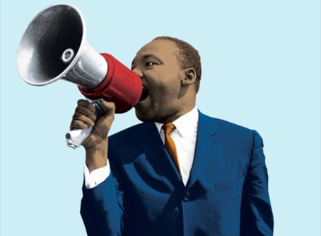 MLK Open Mic Pays Tribute to Dr. King Through Poetry and Song