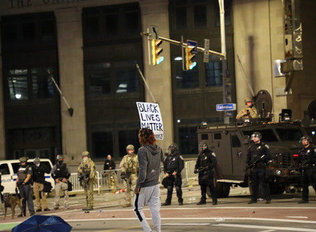 Gallery   Protesters Met With Militarized Police Force Saturday