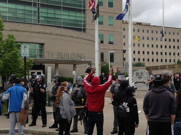 No Peace Without Justice: A Street-Level View of Rochester's Black Lives Matter Protest