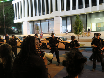 I Was Arrested While Covering BLM's Curfew Protest; Here's What The Mainstream Media Missed