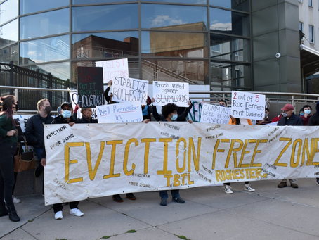 Housing Advocates Ready for Eviction Resistance, Urge Legislators to Pass More Robust Protections