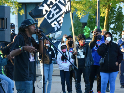 Gallery   Rochester Marks Daniel Prude's 42nd Birthday With Song, Poetry, Calls for Justice