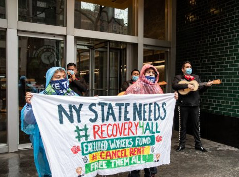 Advocates Call on NYS to Fund Accessible Pandemic Relief for Undocumented Workers