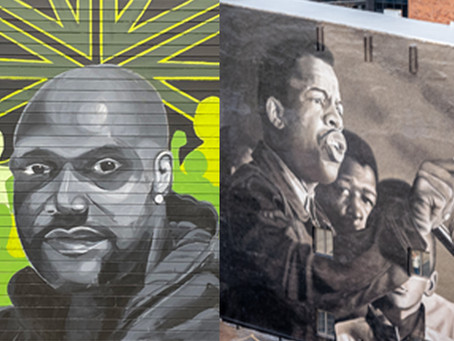 "Arts Community Condemns ""Mis-use"" of Daniel Prude, John Lewis Murals in State of City Materials"