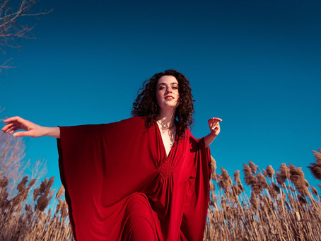 """Rochester-Based Musician Sally Louise Releases Debut Album """"My Hands Are On Fire"""""""