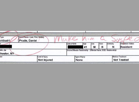 """""""Make Him a Suspect"""": Documents Show How RPD Villainized Daniel Prude From Day One"""