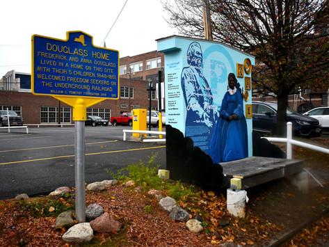 Art Installation Honors Anna Murray Douglass