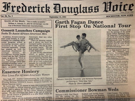 Rochester's Longest-Running Black Newspaper Aimed to Inform, Uplift; Legacy Lives On In Digital Form