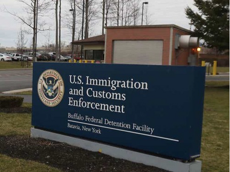 """Never Again Action: ICE Detention Facilities """"Will Become Death Camps"""" Unless We Act to Combat COVID"""