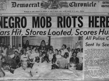 """Why Are We Reliving the Past?"" Elders Reflect On July 1964 Uprising, Curfew, Police Violence"