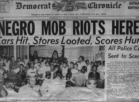 """""""Why Are We Reliving the Past?"""" Elders Reflect On July 1964 Uprising, Curfew, Police Violence"""