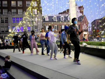 Gallery | Rochester Dance Party to Celebrate Donald's Defeat