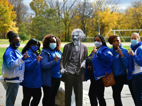 Rochester Voters Energized by Early Voting at Genesee Valley Park