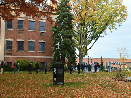 Early Voting Wraps After Nine Days, High Volume at Suburban Sites
