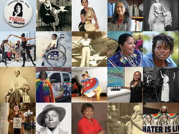 "Last Call to Catch ""Changemakers"" Exhibit Celebrating Local Women Who Changed the World"
