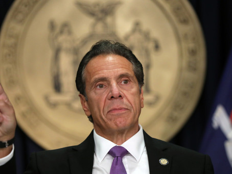 """Governor: Muntaqim Voting Rights Pardon Was """"A Clerical Error"""""""