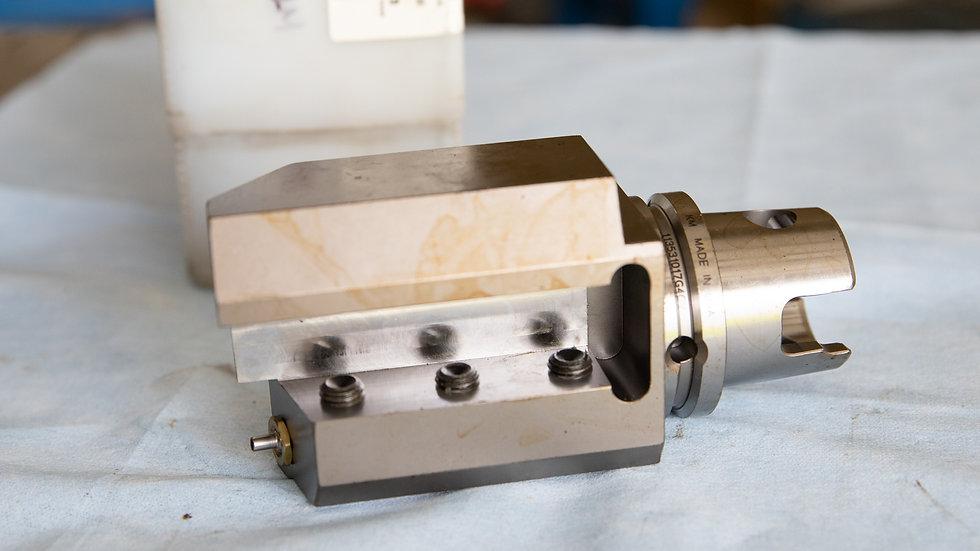 KM63XMZ Single Square Shank Adapter - Turning Tool Holder - KM63XMZSTALF16Y