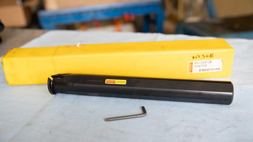 "Sandvik Coromant Internal Boring Bar 1.5"" RAG123G043-24B"