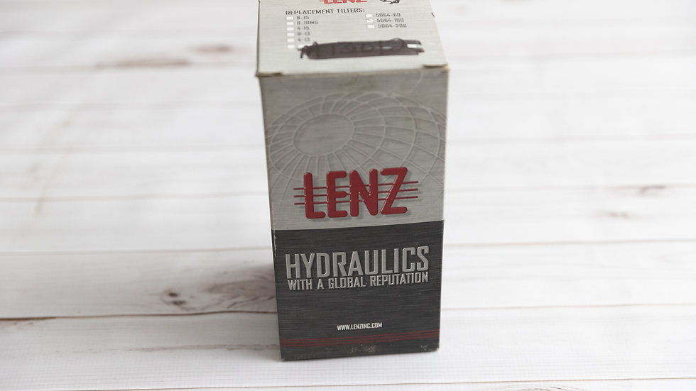 Lenz Hydraulics Replacement Filter 5064-100