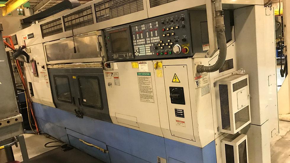 Mazak Multiplex 630 with Robotic Gantry