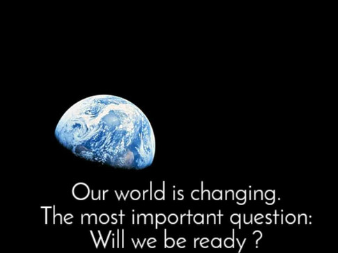 The World is changing - Lasse L.