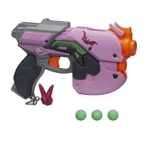 Overwatch D.Va Nerf Rival Blaster