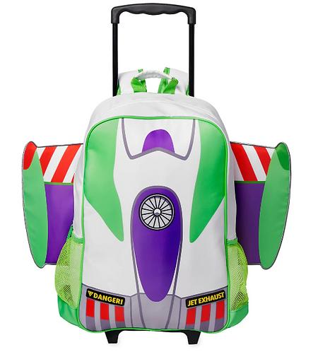 Buzz Lightyear Rolling Backpack