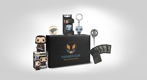 Game of thrones 4 Items Bundle