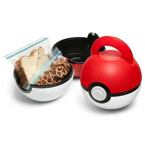 Pokemon PokeBall Lunch Box