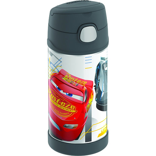 Thermos Funtainer 12 Ounce Bottle,Cars