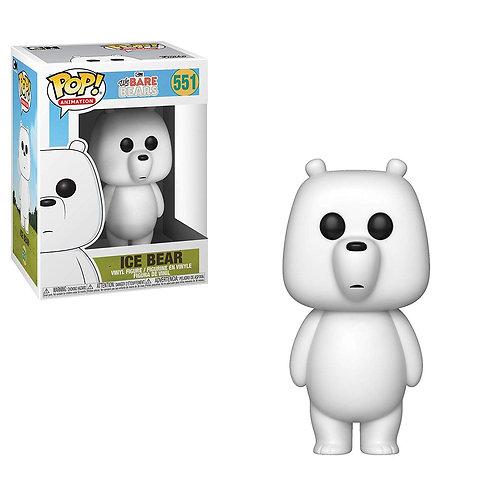 We Bare Bears - Ice Bear - Pop