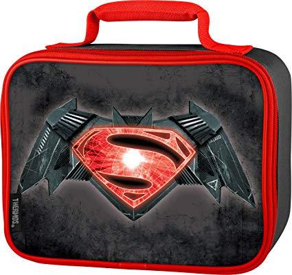 Thermos Soft Lunch Kit, Batman Vs Superman