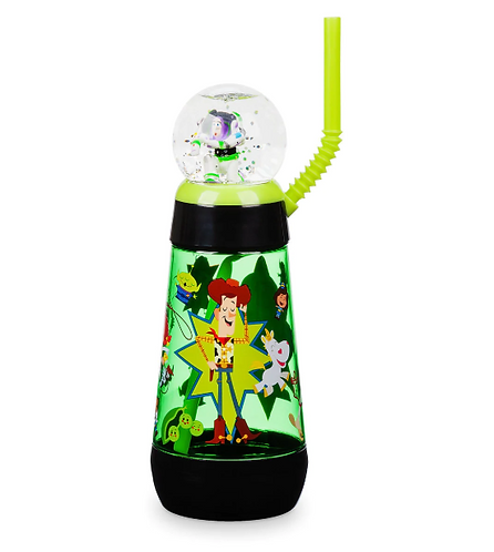 Toy Story 4 Snowglobe Tumbler with Straw