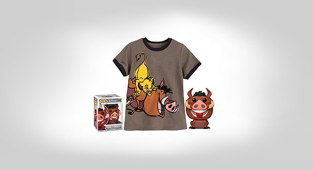 Lion King 2 Items Bundle