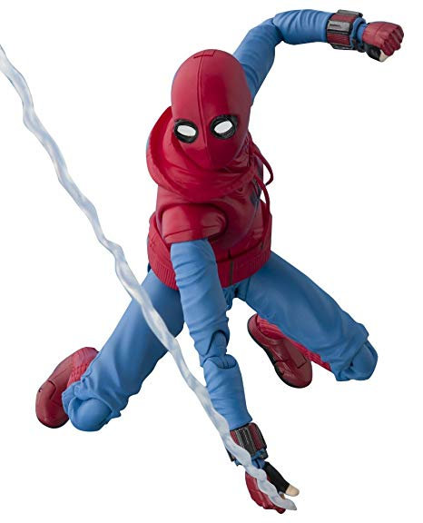 Spider Man  (Home Made Suit)