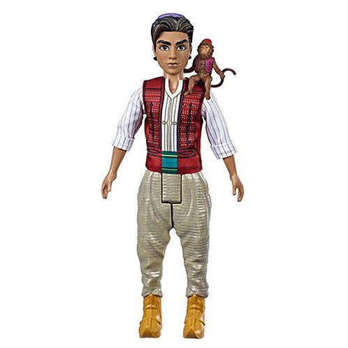 Aladdin Movie Basic Doll with Abu
