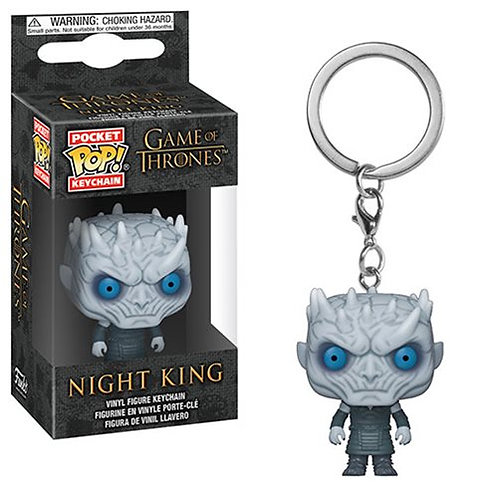 Game of Thrones Night King Pocket Pop! Key Chain