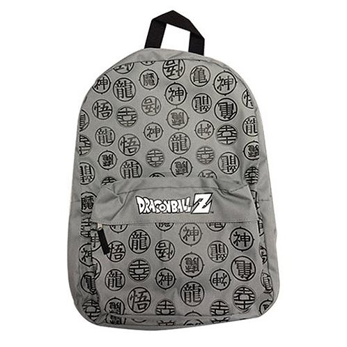 Dragon Ball Z Symbol Backpack
