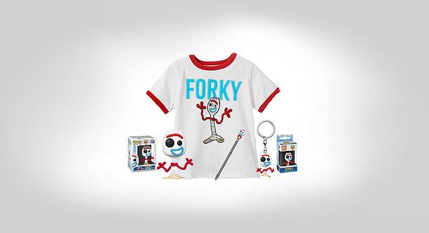 Forky 4 Items Bundle